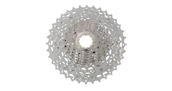 Shimano Deore XT CS-M771 Kaseta rowerowa 10-biegowe srebrny